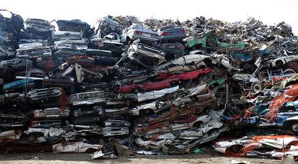废旧汽车回收物流
