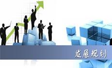 十三五发展规划